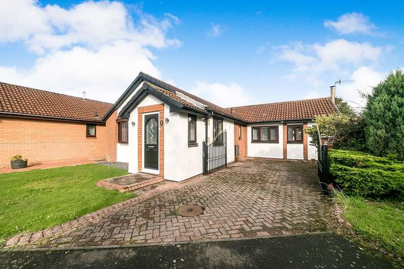 3 Bedrooms Detached Bungalow for sale in Thorp Drive, Ryton, NE40