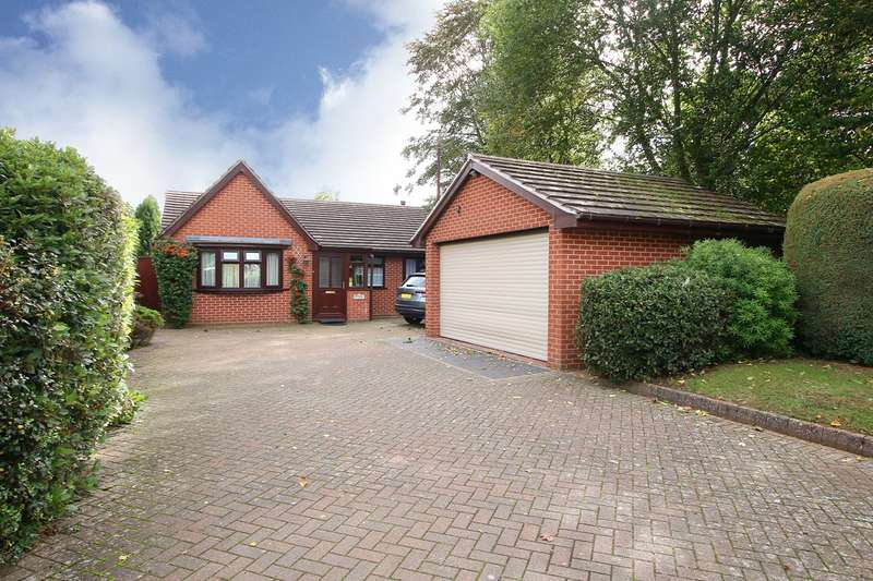 3 Bedrooms Detached Bungalow for sale in Astley Burf, Stourport-on-Severn, DY13