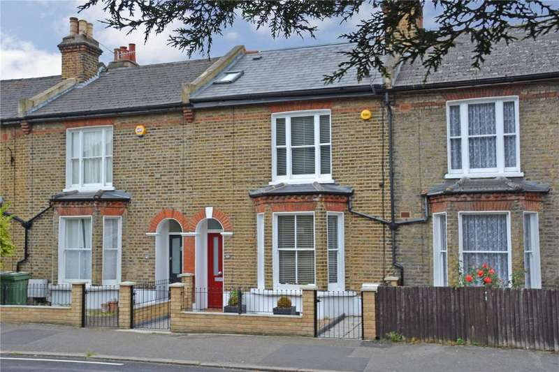 4 Bedrooms Terraced House for sale in Brightfield Road, Lee, London, SE12