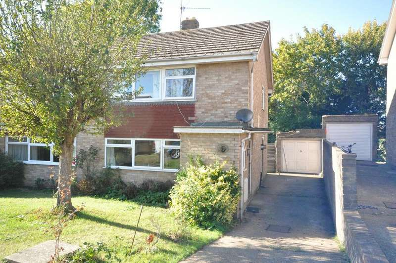 3 Bedrooms Semi Detached House for sale in Sidmouth Grange Close, Earley, Reading, RG6 1ER