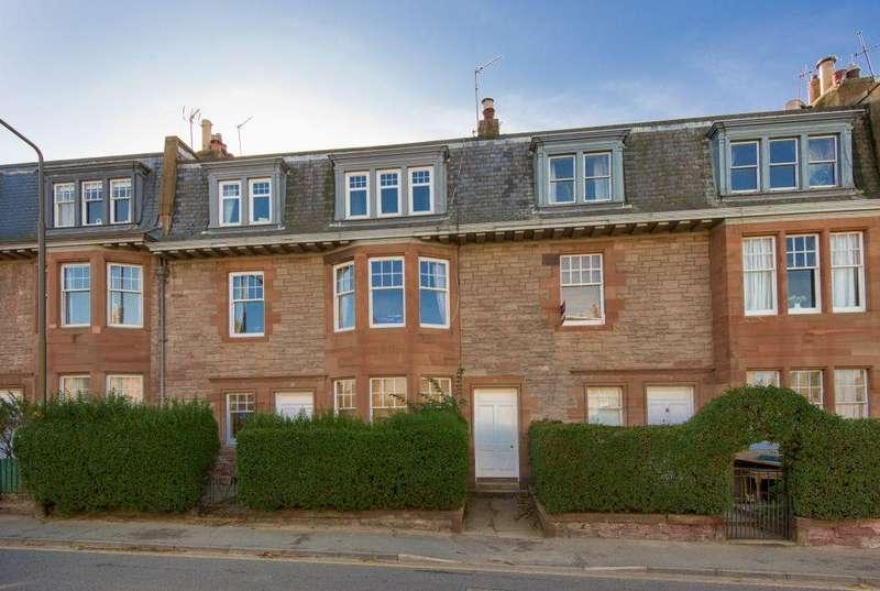 2 Bedrooms Flat for sale in 5/2 Lammerview Terrace, Gullane, East Lothian, EH31 2HB