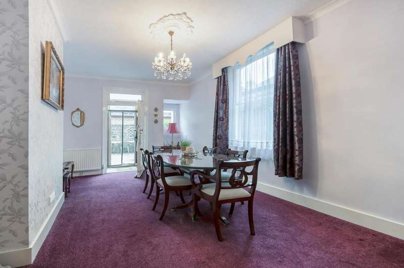 3 Bedrooms House for sale in SUMBURGH ROAD, SW12