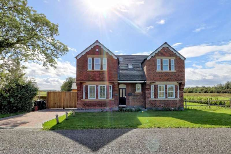 4 Bedrooms Detached House for sale in Bosworth Road, Measham