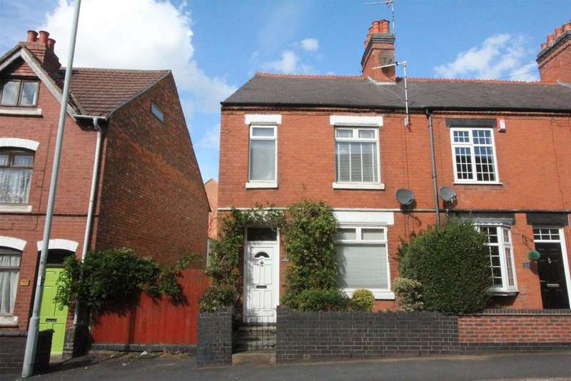 3 Bedrooms Town House for sale in Holliers Walk, Hinckley