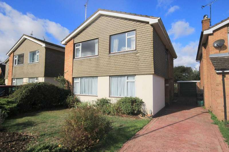 4 Bedrooms Detached House for sale in Orchard Way, Flitwick, MK45