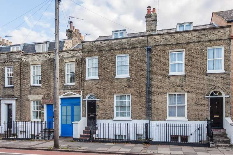 3 Bedrooms Town House for sale in Newmarket Road, Cambridge