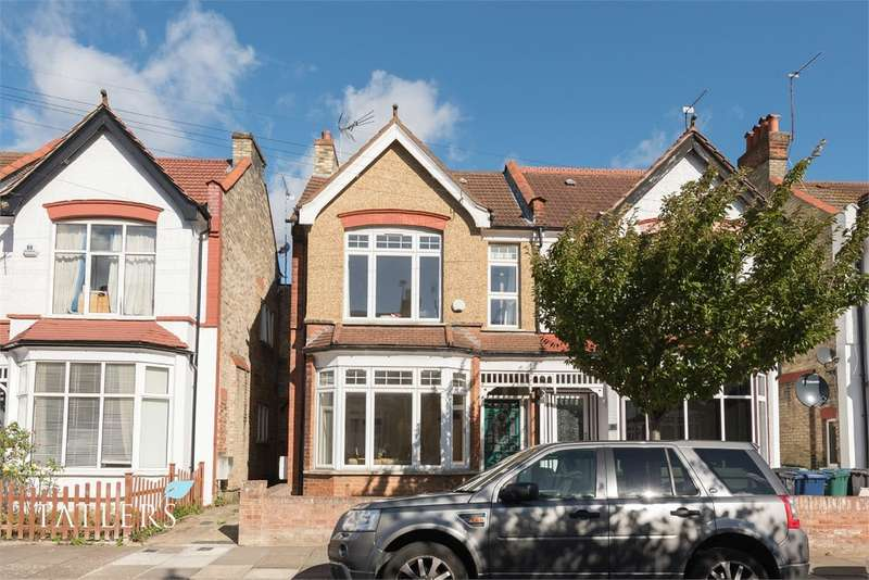 3 Bedrooms Semi Detached House for sale in Sylvester Road, East Finchley, London
