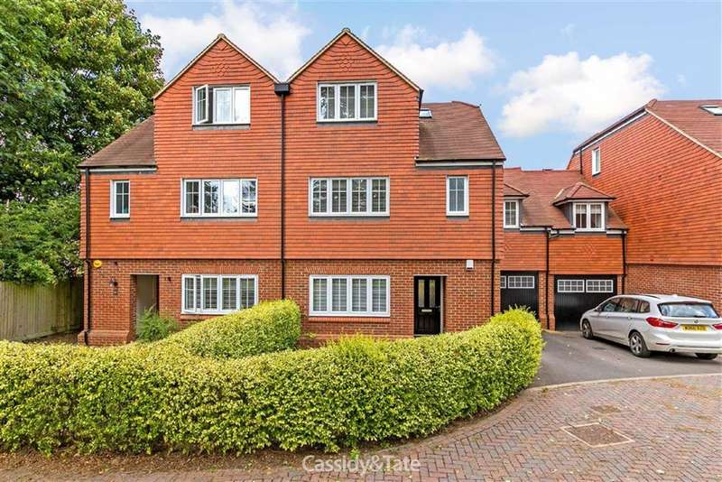 5 Bedrooms Property for sale in Scott Close, St Albans, Hertfordshire