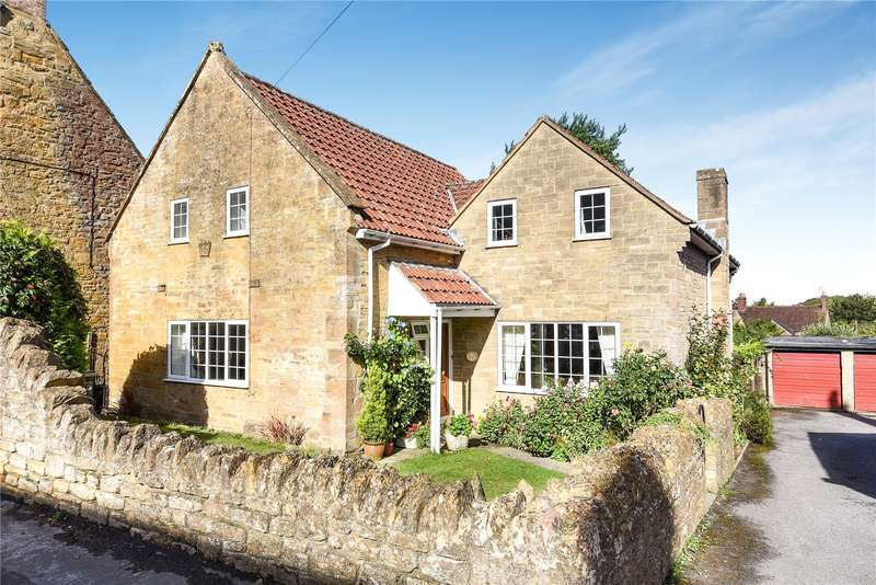 4 Bedrooms Detached House for sale in High Street, Stoke-Sub-Hamdon, Somerset, TA14