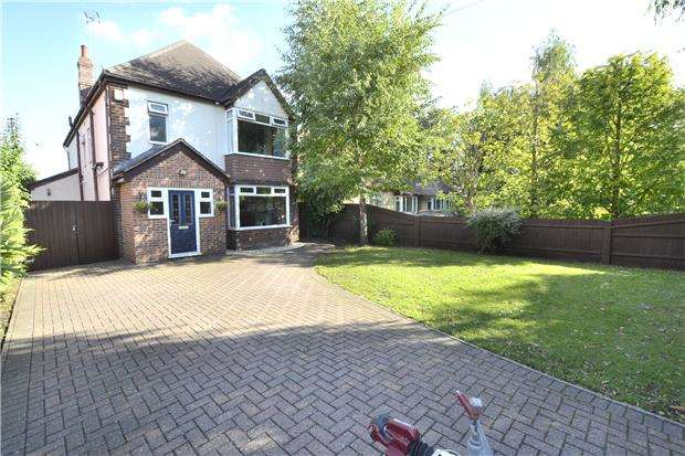 4 Bedrooms Detached House for sale in Bath Road, Hardwicke, Gloucester, GL2 2RG