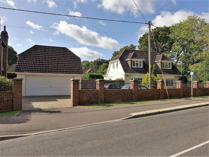 4 Bedrooms Detached House for sale in Southampton Road, Dibden