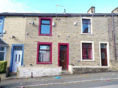 2 Bedrooms Terraced House for sale in Colbran Street, Burnley, Lancashire, BB10