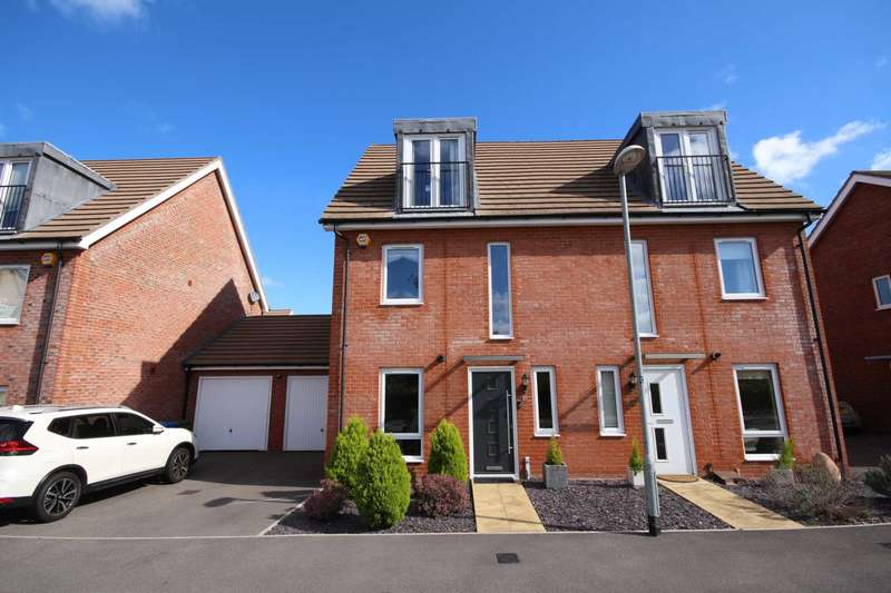 3 Bedrooms Semi Detached House for sale in Nicholson Park, Bracknell