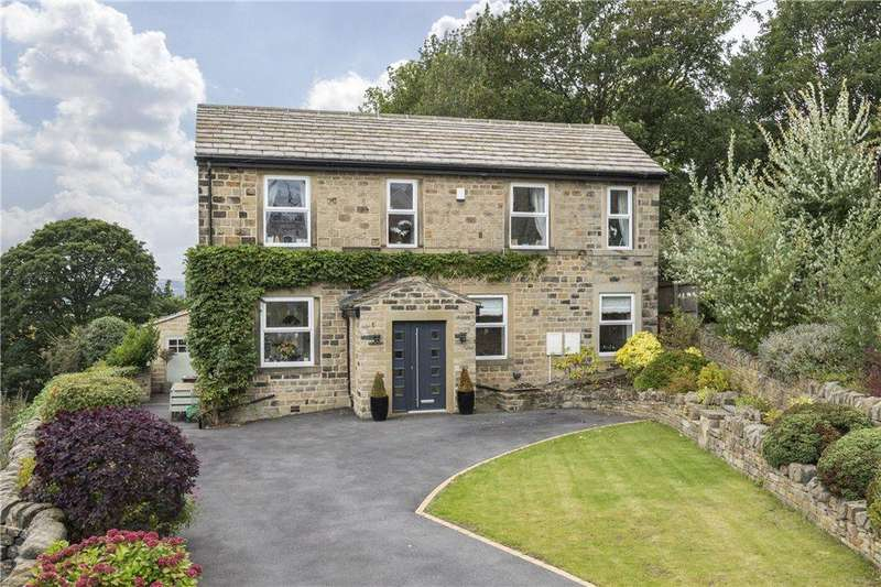 4 Bedrooms Unique Property for sale in Church Hill, Baildon, West Yorkshire