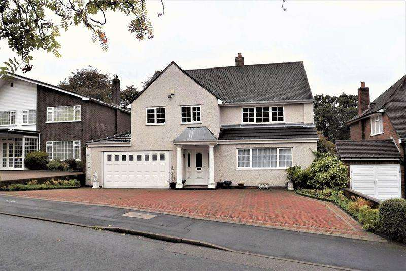 4 Bedrooms Detached House for sale in Braemar Road, Sutton Coldfield