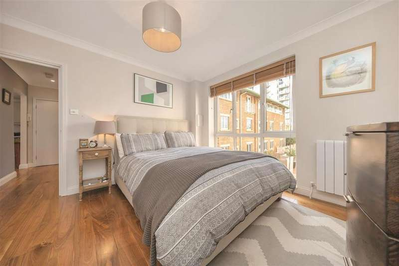 1 Bedroom Flat for sale in Chatfield Road, SW11