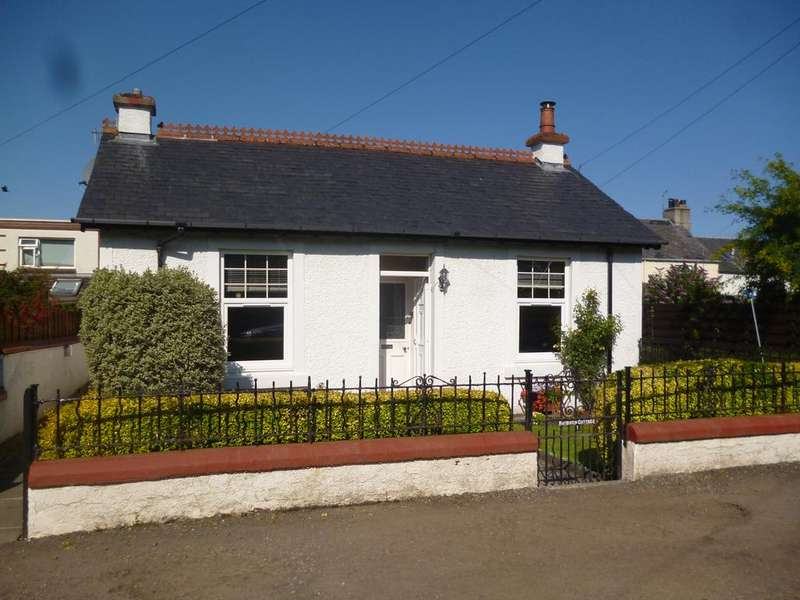 2 Bedrooms Cottage House for sale in Hayburn Cottage 1 Kelburn Terrace, Fairlie, LARGS, KA29 0AH