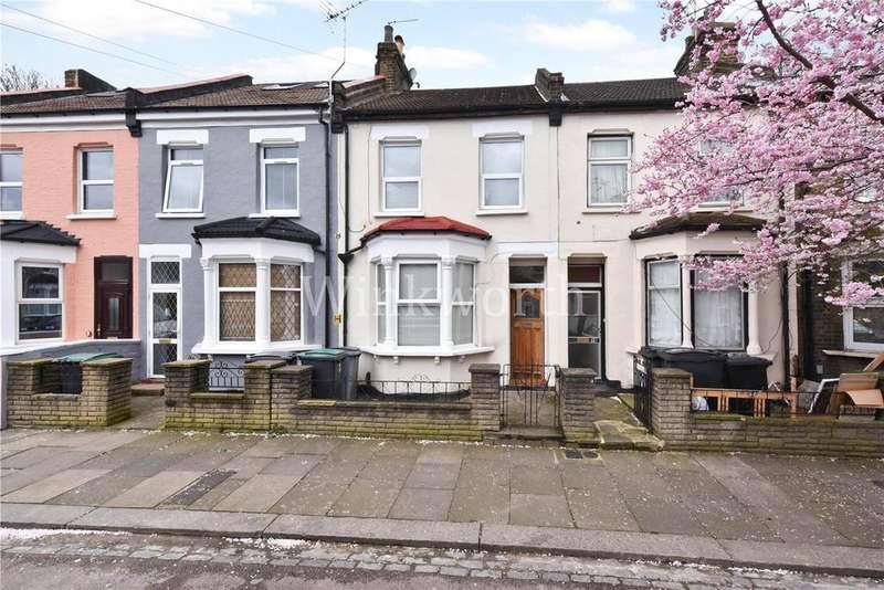3 Bedrooms Terraced House for sale in Junction Road, London, N17