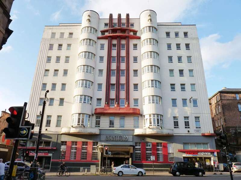 1 Bedroom Flat for sale in Sauchiehall Street, Glasgow G2