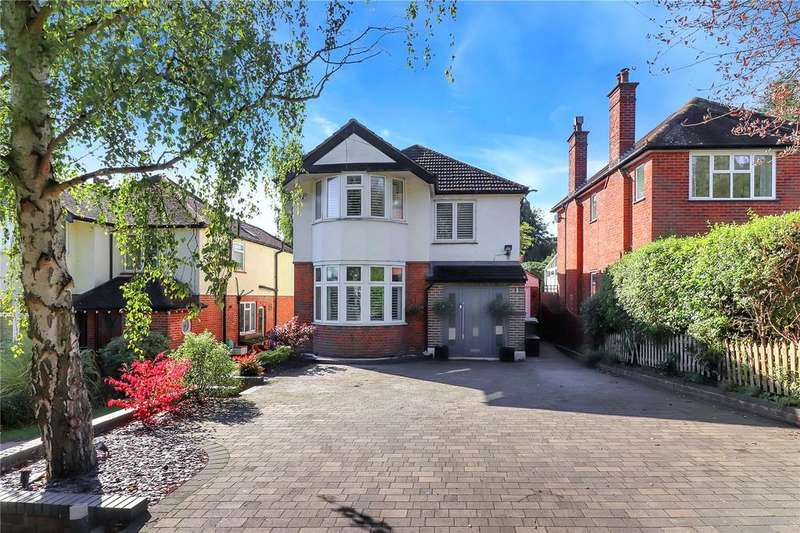 4 Bedrooms House for sale in Common Lane, Kings Langley, Herts, WD4