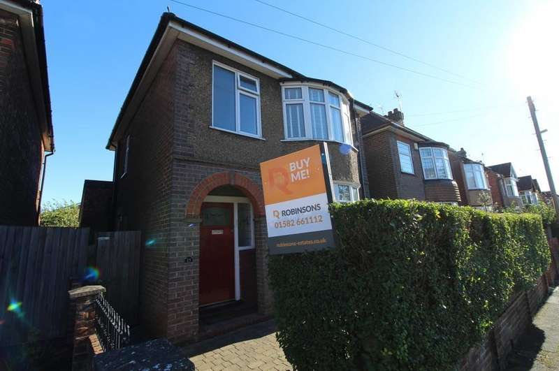 3 Bedrooms Detached House for sale in Borough Road, Dunstable