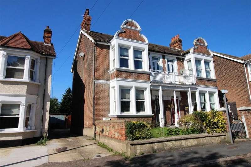 4 Bedrooms Semi Detached House for sale in Bridge Road, Grays