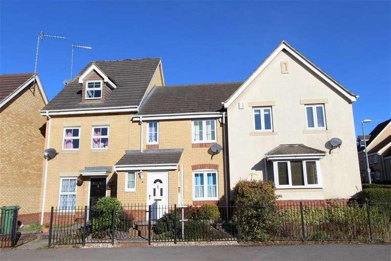 3 Bedrooms Terraced House for sale in Clay Furlong, Leighton Buzzard