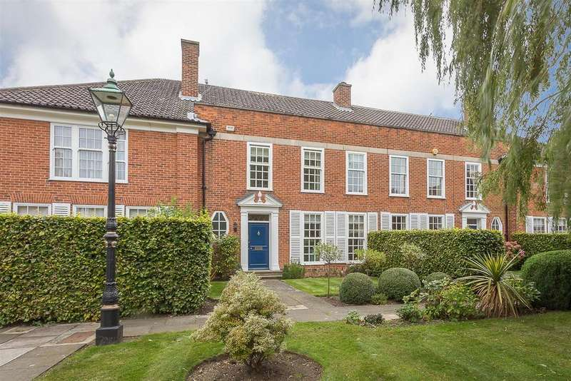 4 Bedrooms Terraced House for sale in Arlington Court, Gosforth, Newcastle upon Tyne