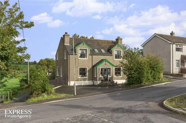 4 Bedrooms Detached House for sale in St Patricks Road, Downpatrick, County Down