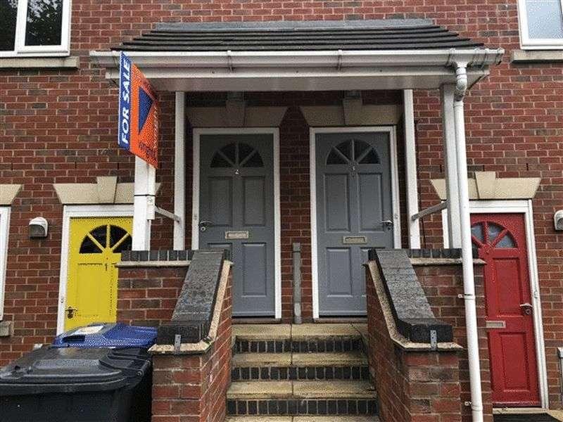 2 Bedrooms Property for sale in Derby Road, Hinckley