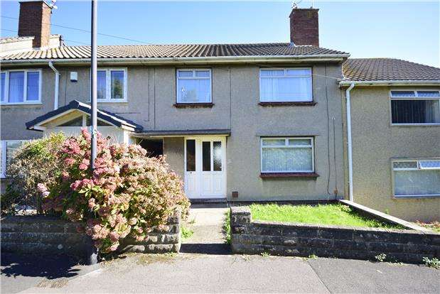 3 Bedrooms Terraced House for sale in Bowden Place, Downend, BRISTOL, BS16 6RA