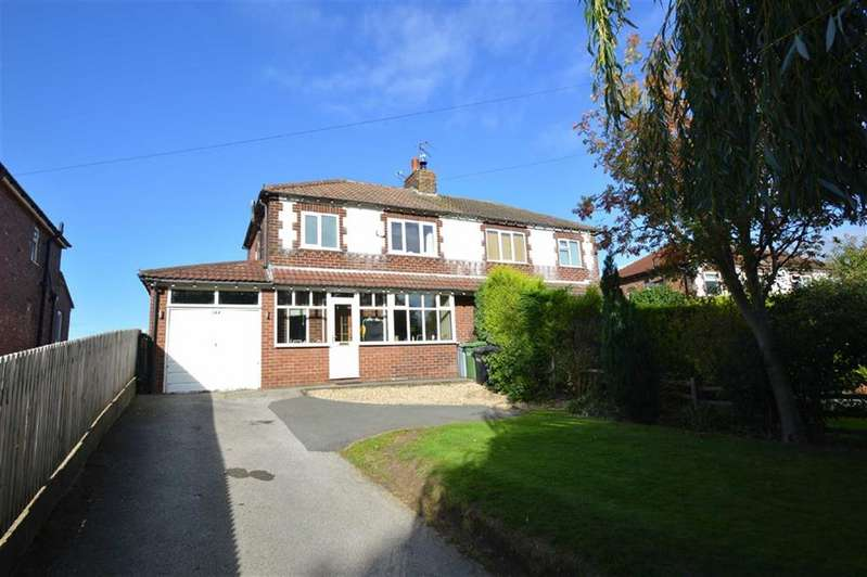 3 Bedrooms Semi Detached House for sale in Gawsworth Road, Macclesfield