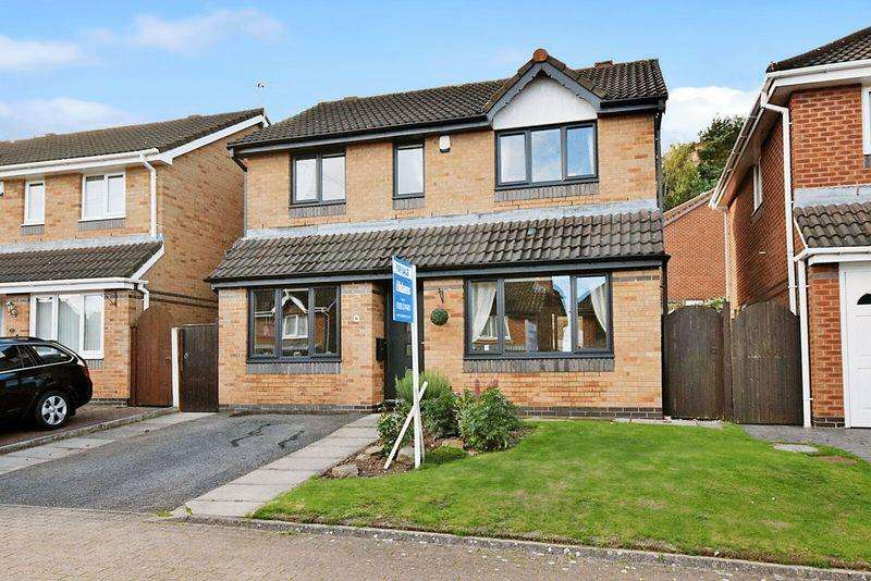 3 Bedrooms Detached House for sale in Tarnbeck, Runcorn