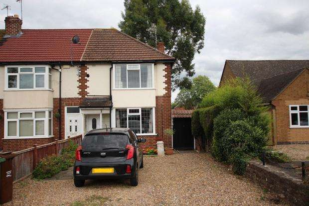 2 Bedrooms Detached House for sale in Fosse Way, Syston, LE7