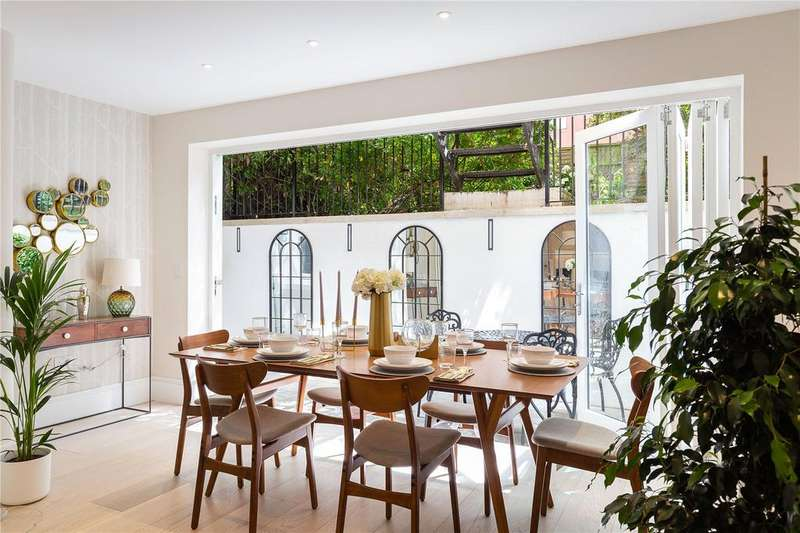 2 Bedrooms Apartment Flat for sale in Brechin Place, South Kensington, London, SW7