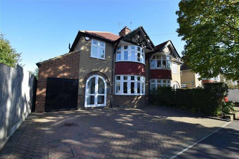 3 Bedrooms Semi Detached House for sale in Gade Avenue, Watford, Herts