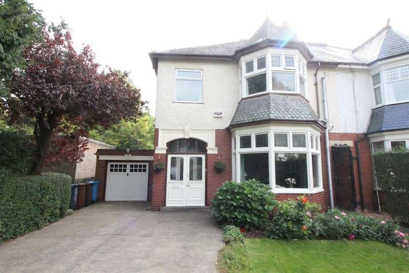 5 Bedrooms Semi Detached House for sale in Newland Park, Hull