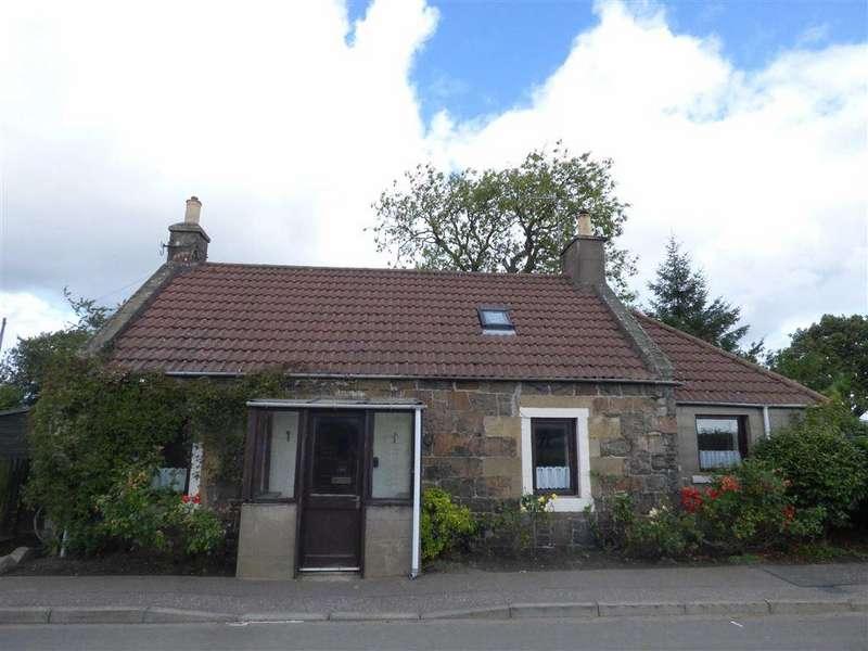 1 Bedroom Cottage House for sale in Ladybank Road, Dunshalt, Fife