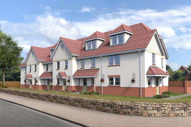 3 Bedrooms End Of Terrace House for sale in The Avenues, Stevenstone Road, Exmouth, Devon