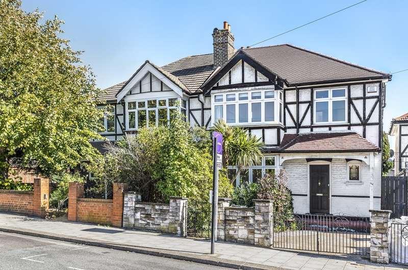 4 Bedrooms House for sale in Woodfield Avenue, Streatham, SW16