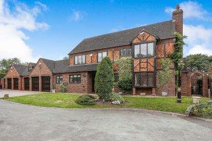 5 Bedrooms Detached House for sale in Stone Cross, Water Orton, Birmingham, .