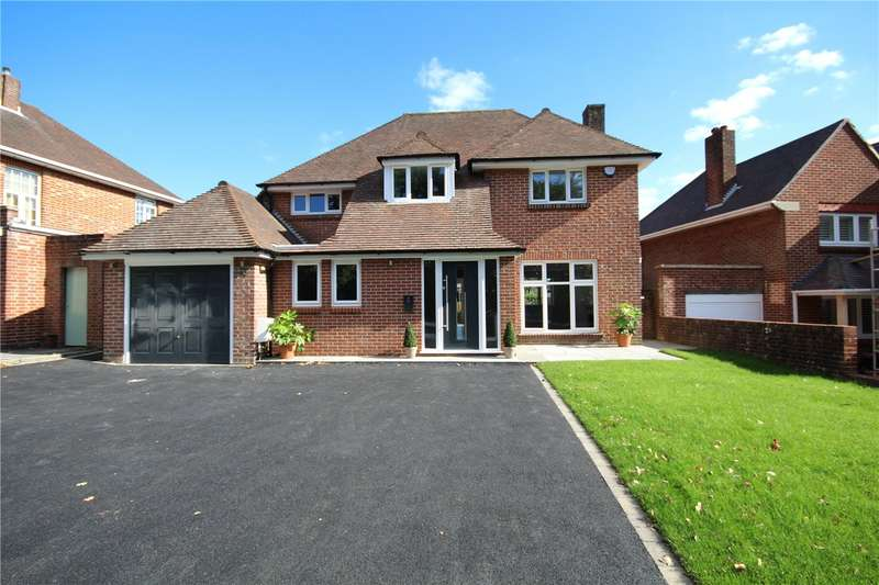 4 Bedrooms Detached House for sale in North Road, Lower Parkstone, Poole, Dorset, BH14