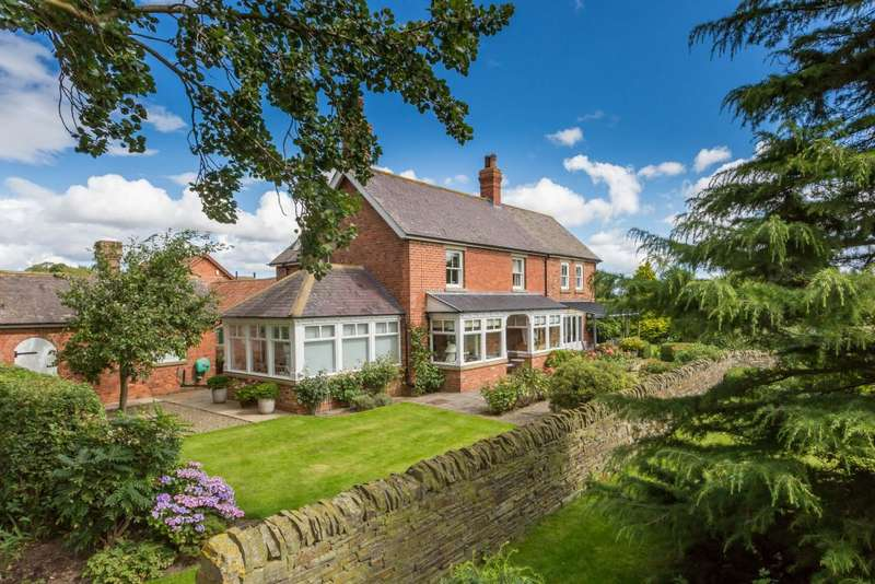 5 Bedrooms Detached House for sale in Lady Cross, Carlton-in-Cleveland, North Yorkshire , TS9 7DY