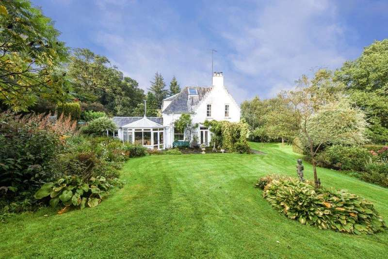 5 Bedrooms Detached House for sale in Kenmure House, New Galloway, Castle Douglas, Dumfries and Galloway, DG7