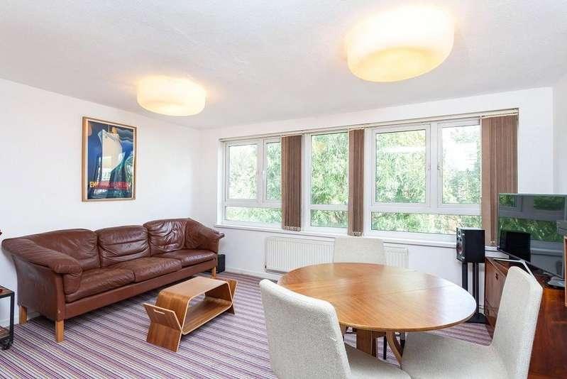 1 Bedroom Flat for sale in Brecknock Road, Tufnell Park, London, N7