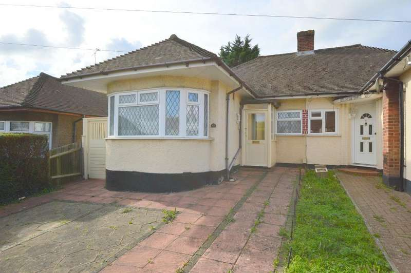 2 Bedrooms Bungalow for sale in Stanford Road, Round Green, Luton, LU2 0PY
