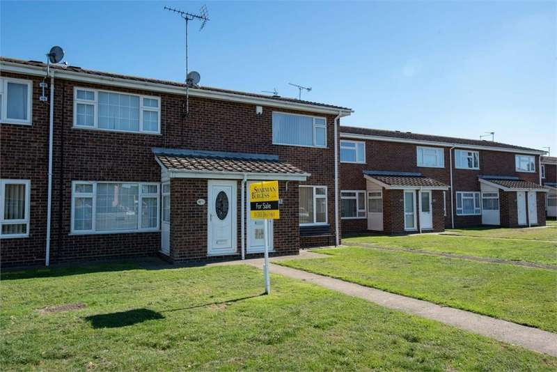 2 Bedrooms Terraced House for sale in Fenside Road, Boston, Lincolnshire