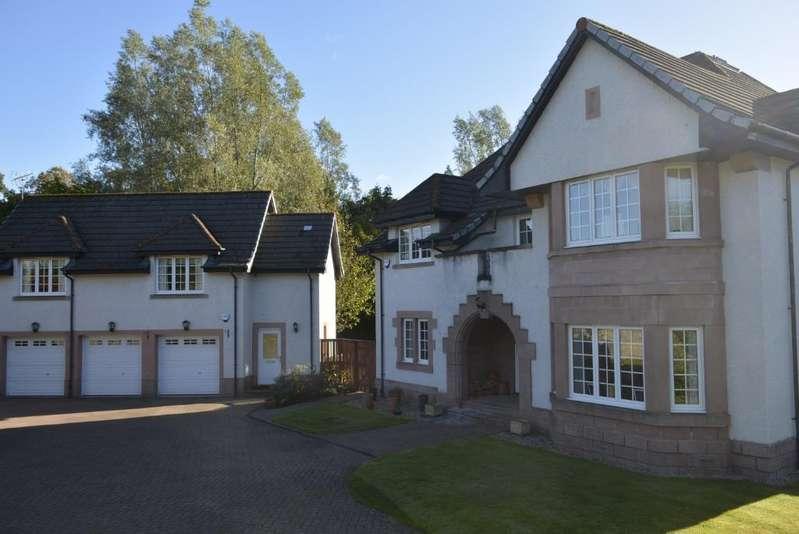 5 Bedrooms Detached House for sale in 1 Bellenden Grove, Dunblane , Stirling, FK15 0FD