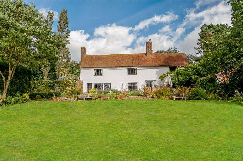 5 Bedrooms Unique Property for sale in Great Henny, Sudbury, Suffolk, CO10