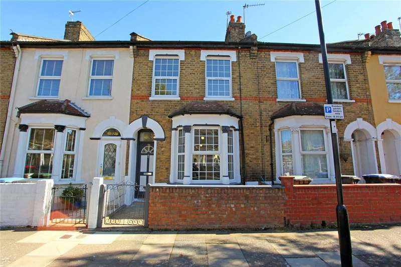 3 Bedrooms Terraced House for sale in Somerset Road, London, N18